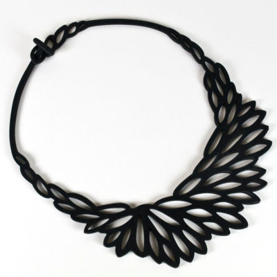 Collier automnale, silicone